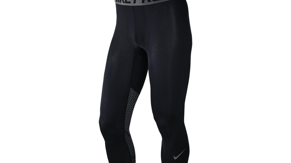 Collant 3 4 homme nike