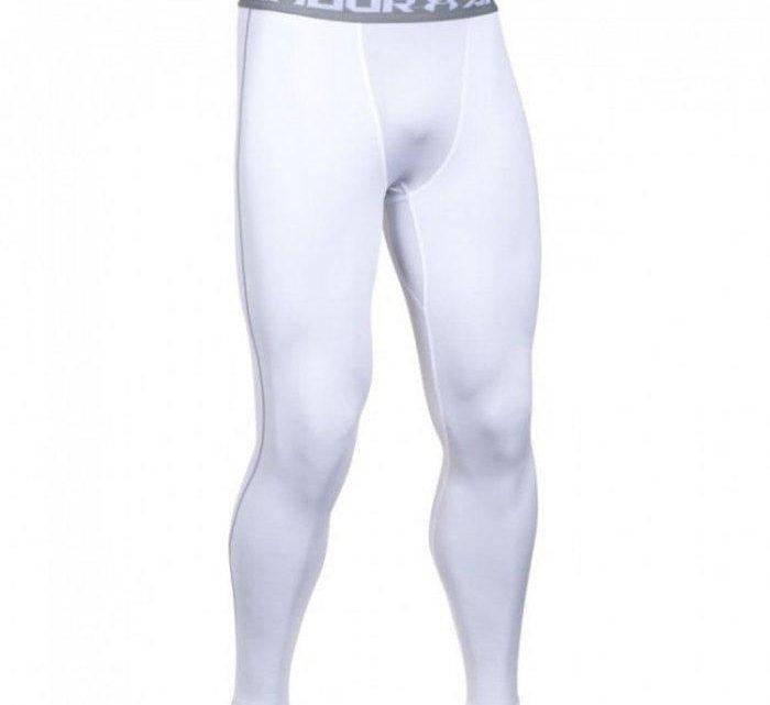 Collant blanc homme sport