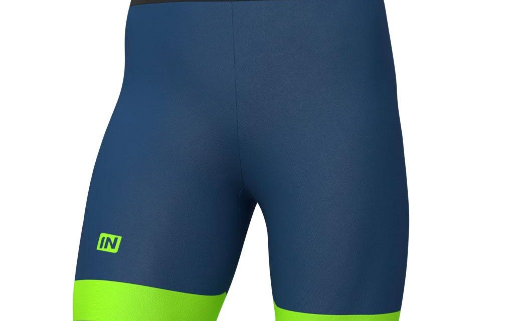 Collant court running homme