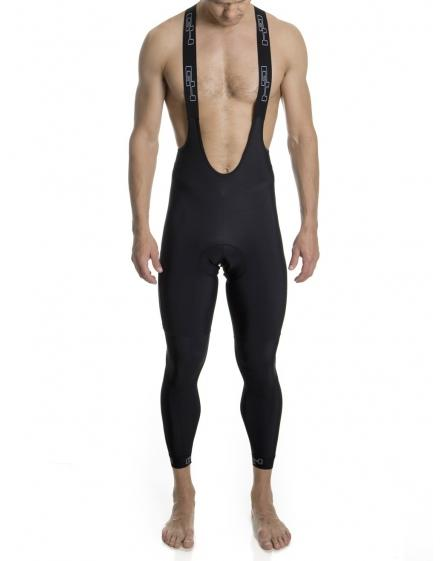 Collant cycliste homme hiver