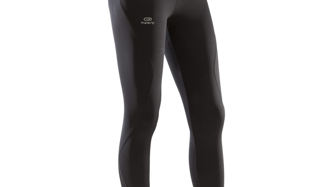 Collant running homme decathlon