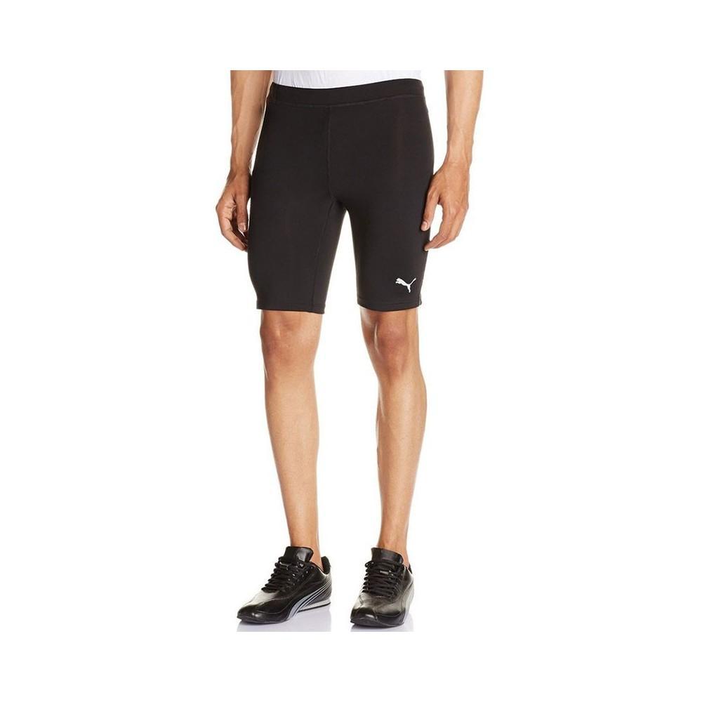 Short collant running homme